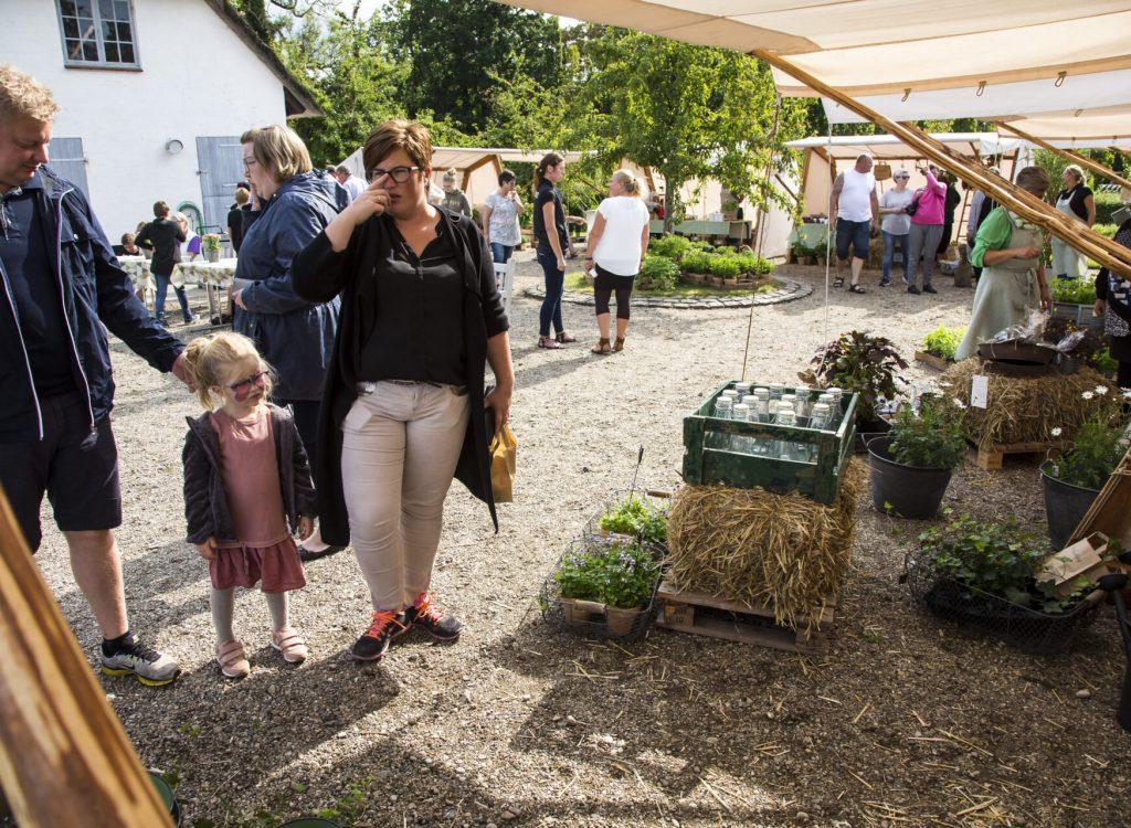Høstmarked_Kongelige køkkenhave ved Gråsten Slot_0119