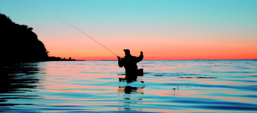 lystfiskeri ├©rrede